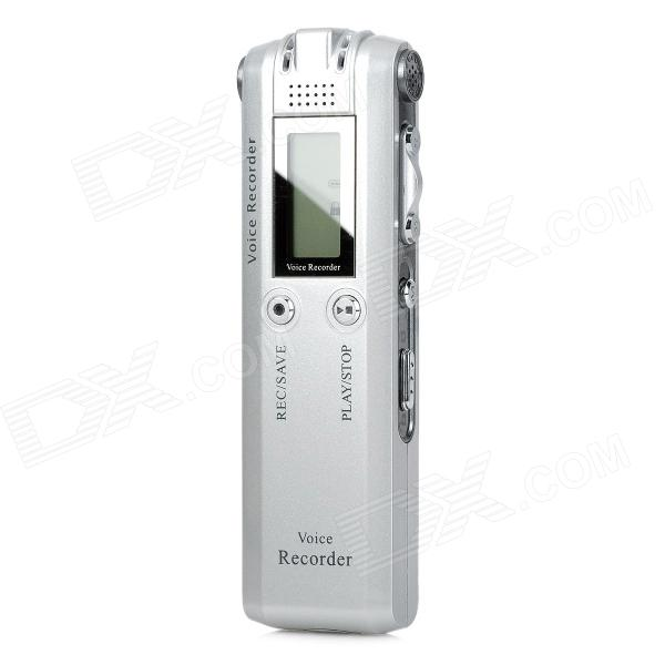 Digital Voice/Phone Call Recorder with 1GB Flash Memory