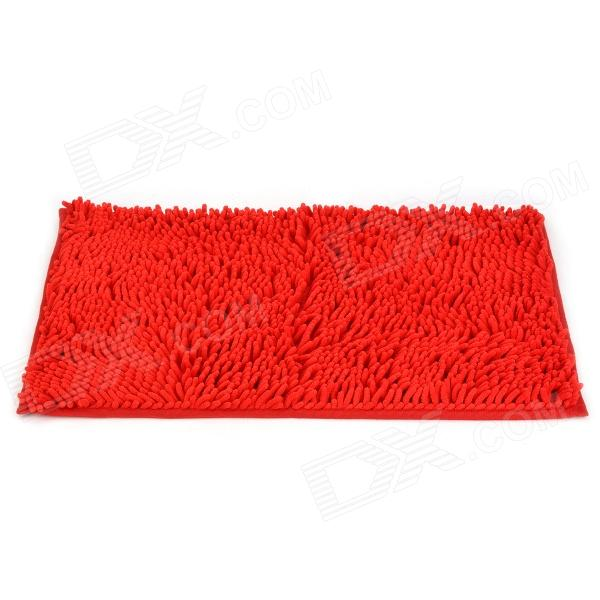 Angu Super Water Absorption Soft Ground Mat - Red 1more super bass headphones black and red
