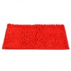 Angu Super Water Absorption Soft Ground Mat - Red