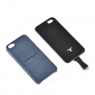 CHEERLINK PB-T5-Li Protective Back Case + 2800mA Magnet Mobile Power Supply for iPhone 5 - Black