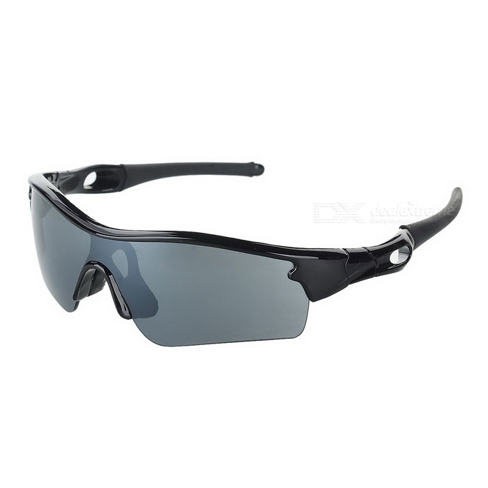 Polarized Glare-Guard TAC Alloy Frame Sunglasses with UV380 UV Protection