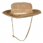 Outdoor Quick-dry Sun Sun Protection Cap - Beige