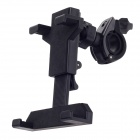 "Universal Motorcycle Bicycle Holder for Ipad MINI / 5""~7"" Tablet PC - Black"