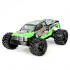 WLtoys L969 1:12 Scale 2.4GHz Radio Controlled Two-Wheel Drive Truggy Racing Car - Green