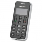 "ORICORE A9 1.0"" LCD Rechargeable Bluetooth V3.0 Dialer w/ Handsfree / Audio for Cellphone - Black"