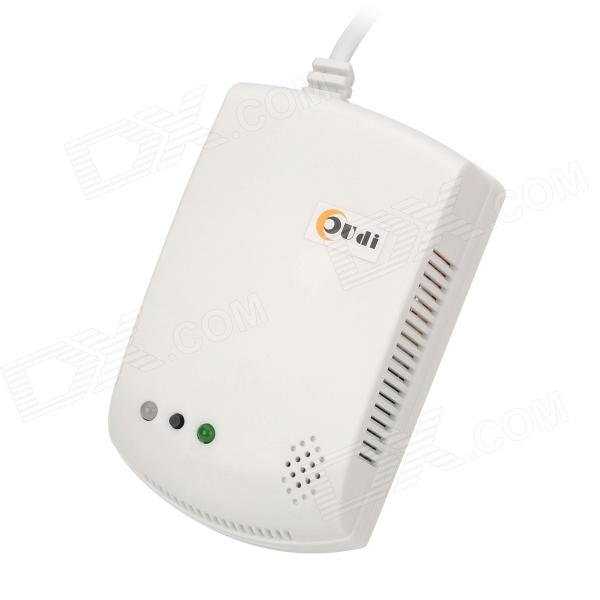 AD-85 Wireless Gas Leakage Detector - White