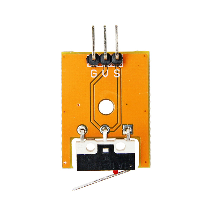 Meeeno Crash Sensor Module for Arduino - Orange + Black