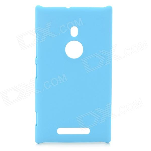 Protective PC Back Case for Nokia Lumia 925 - Blue stylish protective pc back case for nokia lumia 1020 blue