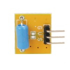 Meeeno Simple Vibration Detection Module for Arduino - Orange + Blue