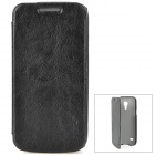 Pudini LXI9190M Protective PU Leather Case for Samsung Galaxy S4 Mini i9190 - Black