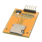 Meeeno Micro SD Module for Arduino - Orange + Black