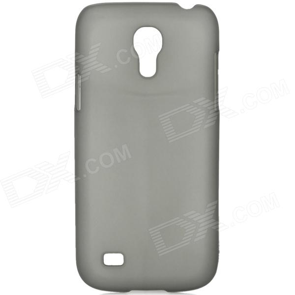 Pudini Protective Plastic Back Case for Samsung Galaxy S4 Mini i9190 - Translucent Black unlim пульт управления
