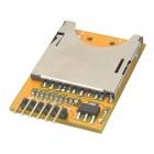 Meeeno SD Card Slot Socket Reader Module for Arduino - Orange + Silver