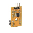 Meeeno Infrared Radiation Sensor Module for Arduino - Orange + Black