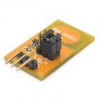 Meeeno Capacitive Touch Sensor Module for Arduino - Black + Orange