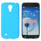 Protective Plastic Back Case for Samsung Galaxy S4 Mini / i9190 - Blue