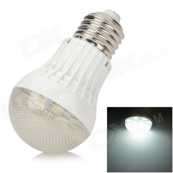 TB-LL-3W-01-ZBG 2.4W 90lm 6500k E27 SMD5050 White Light LED Bulb - White