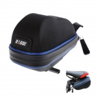 JOYTU 62201 Cycling Oxford Bicycle Tail Bag - Black + Blue
