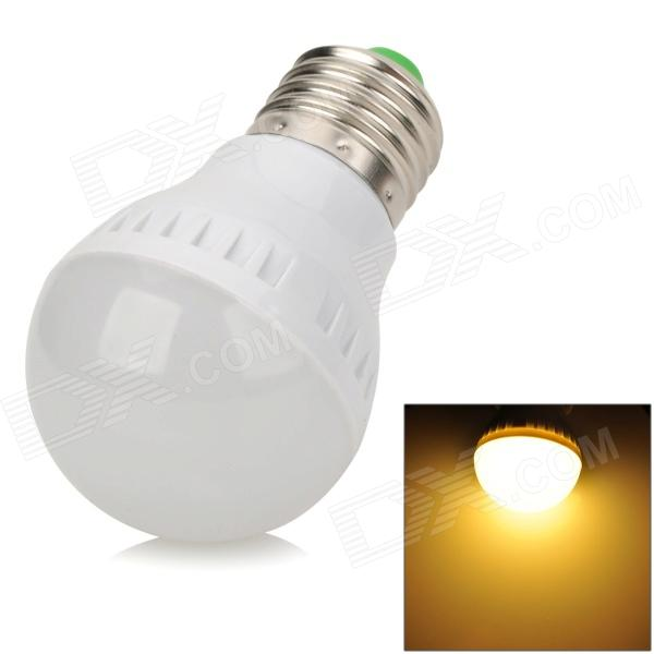 FL-3W-01-NBG 2.5W 90lm 3500k E27 SMD5050 Warm White Light LED Bulb - White