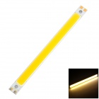 0412-12010 4W 350lm 3300K COB LED Warm White Light Stick - White + Yellow