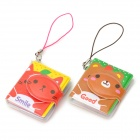 Cute Cat Pattern PU + Paper Memo Pads - Multicolored (2PCS)