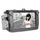 "Joyous J-8612M 8"" Resistive Screen Car DVD Player GPS Navigator w/ Bluetooth / SD / FM / AM / AV"