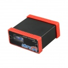 3514025-4 D-4 Chip Tuning Box for Cars w/ Diesel Engine - Black + Red