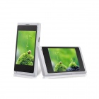 "920 Mini 3.5 ""Android 4.1 SC6820 1,0 GHz Smartphone telefon m / Wi-Fi, Bluetooth, 2.0MP kamera - Hvit"