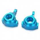 HSP 102011 Aluminium Alloy Steering Hub für 01.10 HSP Autos - Blau (2 PCS)