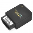 Heacent 908 Quad-Band OBD GPS/ GSM / GPRS Car Tracker - Black