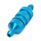 HSP 02156 Aluminum Alloy Fuel Filter for 1:10 Scale R/C Car - Blue