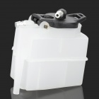 HSP 02004 Fuel Tank Oil Box for 1/10 R/C Car - White + Black