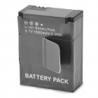 "AHBDT-301 3.7V ""1600mAh"" Li-ion Battery for GoPro Hero 3 - Greyish Black"