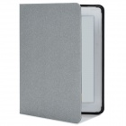 GTcoupe  i-003 Stylish Flip-open PU Leather Smart Case w/ Holder for Ipad 3 / 4 - Silver