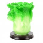 Resin Chinese Cabbage Shaped Pen Holder Container