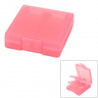 16-in-1 Convenient ABS Storage Case for NDSL / NDSI / NDSI LL / NDSI XL - Pink