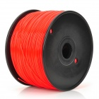 YZ04-175 1.75mm Makerbot/Reprap/Mendel Filament for 3D Printer - Red + Black
