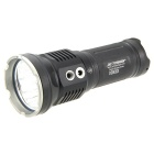 JETBeam DDR30 3200lm 4-Mode White Flashlight w/ CREE XM-L U3 - Grey (3 x 18650)