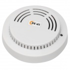 AODISHENG AD-83 Useful 9V Wireless Fire Smoke Alarm - White