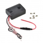Regulatable Dynamic Musical Sound Controller - Black (12V / 10A)
