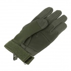 Stylish Outdoor Full-Finger Gloves - Army Green ( Size-XL / Pair)