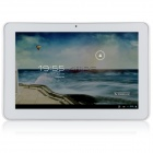 "AMPE A10 3G Android 4.1.2 Quad Core Tablet PC w/ 10.1"", 1GB RAM, TF, GPS, Wi-Fi and Camera - White"