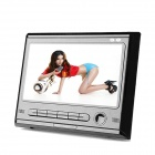 "Joyous J-6618 9"" Digital Screen Car Mount Headrest DVD Player w/ Games, FM/IR Transmitter, USB, SD"