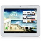 "AMPE A90 9.7"" IPS Quad-Core Android 4.1.1 Tablet PC w/ 1GB RAM, 8GB ROM, TF, Camera - Silver + White"