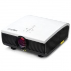 EPW900 Digital High Definition Multimedia LCD Projector - White + Black (3-Flat-Pin Plug)