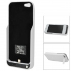 "Ultra-thin ""2200mAh"" External Battery Back Case for iPhone 5 - White"