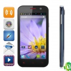 "POMP W89 Quad-Core Android 4.2 WCDMA Smart Phone w/ 4.6"" IPS, Wi-Fi, GPS and Dual-SIM"