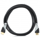 OFC Shielded HDMI 1.4 Male to Male Data Connection Cable for LCD TV / Projector / Camera / DV (2 m)