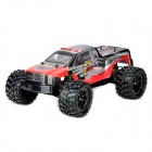 WLtoys L969 1:12 Scale 2.4GHz Radio Controlled Two-Wheel Drive Truggy Racing Car - Red
