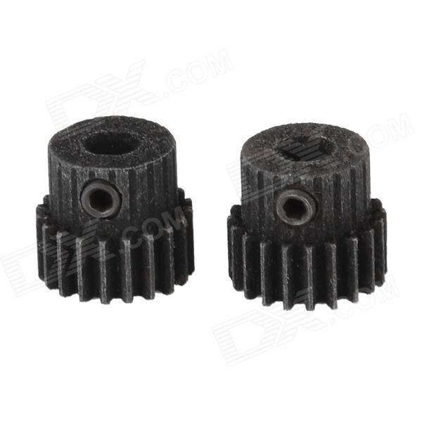 DIY 3mm 45 Steel Gear Wheel Motor (2 PCS)